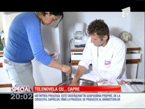 Special! Toma Zereştea, de la actor de telenovele în Columbia, la meseria de căprar