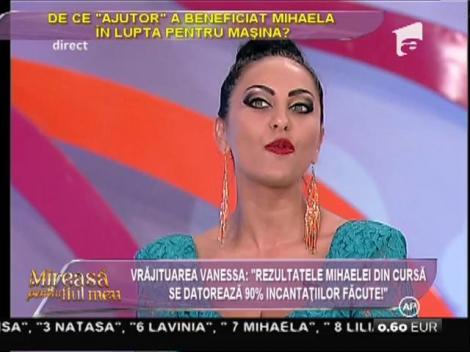 """Loredana: """"Mihaela m-a blestemat!"""""""
