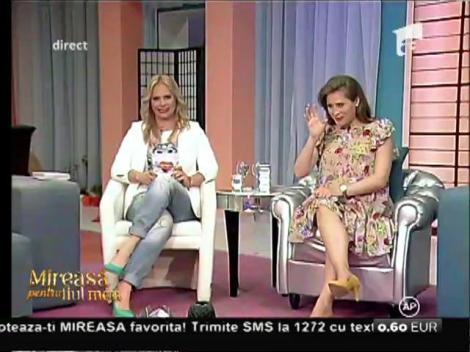 """Schimbare la """"Mireasă pentru fiul meu""""! Primele imagini cu Paula Chirilă, noua prezentatoare a emisiunii: """"Sper să fie cu noroc"""""""