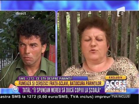 """Sora lui Neculai Costache: """"M-am săturat să-i ajut copiii tot timpul"""""""