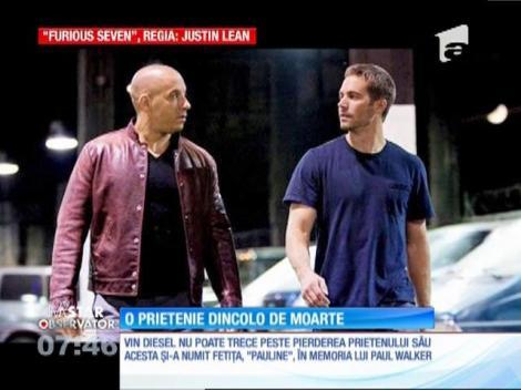 Paul Walker și Vin Diesel, prietenie dincolo de moarte