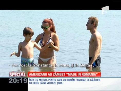 "Special! Americanii au zâmbet ""Made in Romania"""