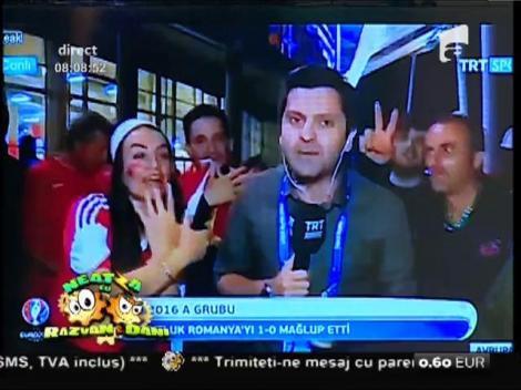 Smiley News: Cât de grea este meseria de reporter la EURO 2016
