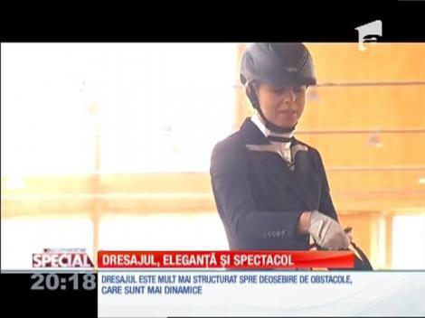 Special! Dresajul, eleganță și spectacol