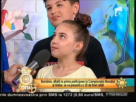 Lotul României pentru WCOPA, Campionatul Mondial de Arte