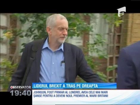 Liderul taberei care a rupt Marea Britanie de Uniunea Europeană, nevoit să demisioneze