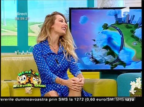 """Flavia Mihășan are peste 70 de costume de baie: """"La mare, voi purta câte trei pe zi"""""""