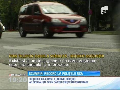 Asigurarea obligatorie auto, o povară pentru șoferii români