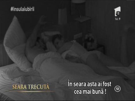 """Simpatiile se transformă în atracție? Sorin s-a băgat în pat cu Loredana: """"Nu m-am simţit respins!"""""""