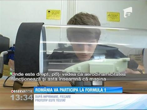România va participa la Formula 1