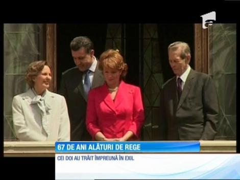 Regele Mihai şi Regina Ana, cea mai lungă poveste de dragoste pe care a avut-o Casa Regală a României