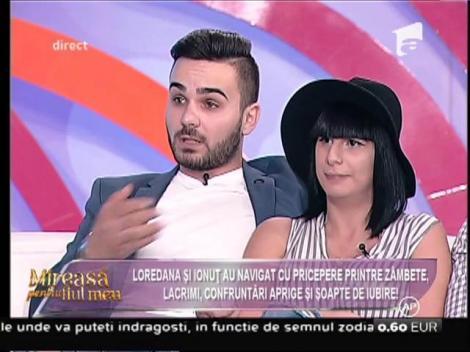 """Loredana şi Ionuţ de la """"Mireasă pentru fiul meu"""" se pregătesc să devină părinţi!"""