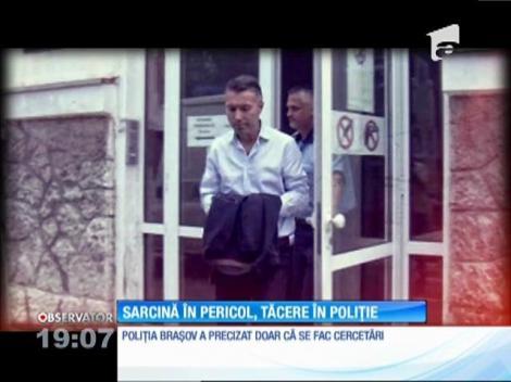 O tânără, însărcinată în şase luni, a fost lovită cu maşina de fostul şef al Poliţiei Rutiere Braşov