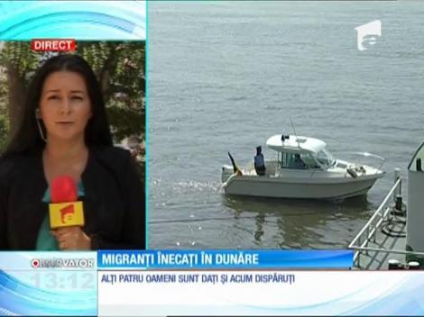Un copil de cinci ani şi un tânăr s-au înecat în Dunăre