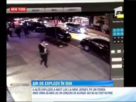 Zeci de răniți în urma unei explozii produse în centrul orașului New York