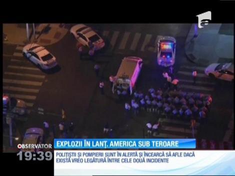 Noapte de teroare în America! Cel puţin 42 de oameni au fost răniţi în urma unei serii de atentate