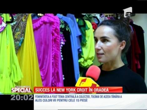Special! Designer român, vedetă la Săptămâna Modei de la New York