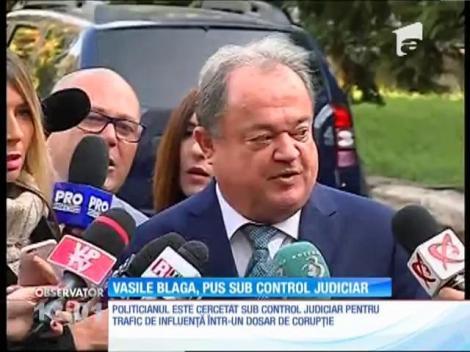 Vasile Blaga şi-a dat demisia din funcţia de co-preşedinte al PNL