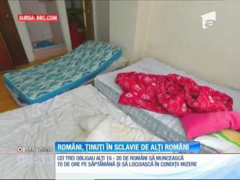 Trei români au fost condamnaţi, în Irlanda de Nord, pentru trafic de persoane