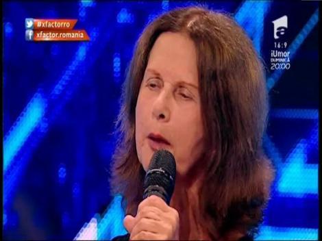 """Prezentare. Ecaterina Georgescu: """"Factorul X înseamnă, în primul rând să ai talent şi tupeu"""""""