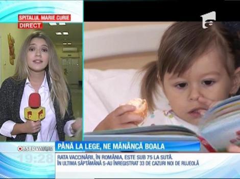 Problema vaccinării din România se vrea rezolvată cu o nouă lege