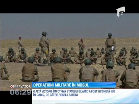 Operaţiunile militare de recuperare a oraşului Mosul, din Irak