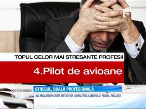 Stresul la serviciu poate deveni, în curând, boală profesională