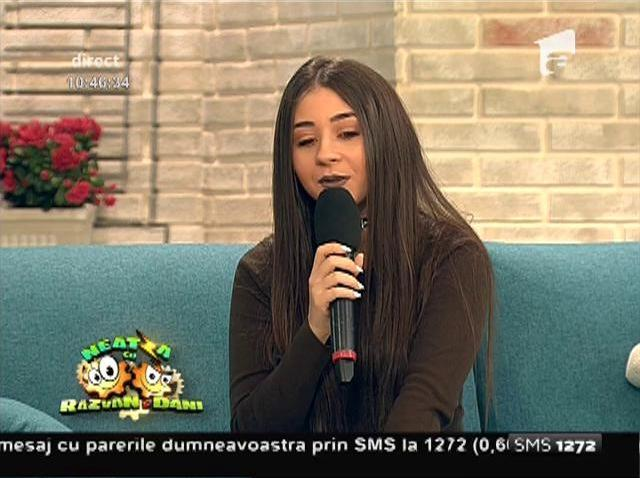 """Nicole Cherry, test de sinceritate în prag de majorat! Artista,  dezamăgită de o parte din publicul din România: """"Am trecut prin multe... """""""