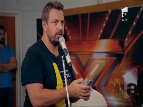 """La """"X Factor"""", nimeni nu doarme! Horia Brenciu își exasperează colegii, în pauze: """"Poate vin și eu cu o mătușă bolnavă, să o exorcizez, aici"""""""
