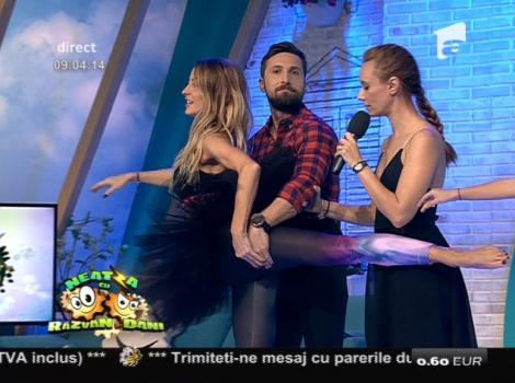 VIDEO! Vă amintiți de acea bachata cu senzualitate peste limite? Flavia și Dani, atingeri interzise într-un nou dans împreună!