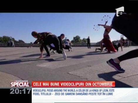 Special! Cele mai bune videoclipuri din octombrie