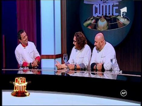 Sorin Bontea face glume la adresa colegilor săi după ce a câștigat proba