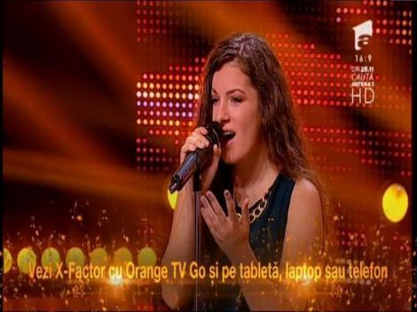 A cântat DUMNEZEIEȘTE! Medrea Giulia, de la muzică uşoară, la doina care-ţi va aduce lacrimi de emoţie