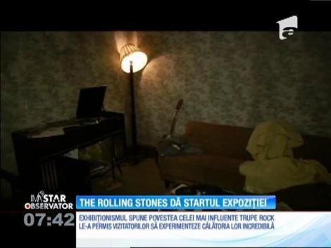 Expoziţie dedicată formaţiei Rolling Stones deschisă la New York