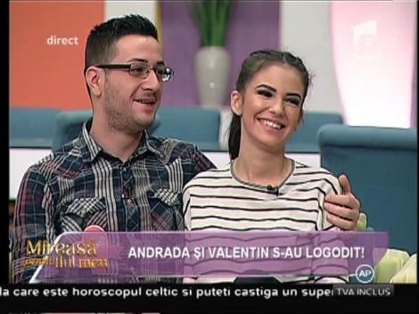 """Surpriză de zile mari la """"Mireasă pentru fiul meu""""! Cum arată inelul de logodnă primit de Andrada! Fanii au rămas fără cuvinte! (VIDEO)"""