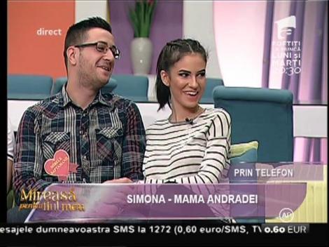"""Mama Adradei, după ce fiica ei s-a logodit cu Valentin: """"Vă doresc să fiţi fericiţi până la adânci bătrâneţi!"""""""