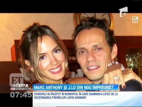 Jennifer Lopez i-a distrus căsnicia! Marc Anthony divorţează şi de ce-a de-a treia soţie