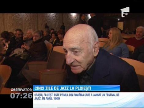 A 11-a ediţie a Festivalului de Jazz şi-a deschis porţile la Ploieşti