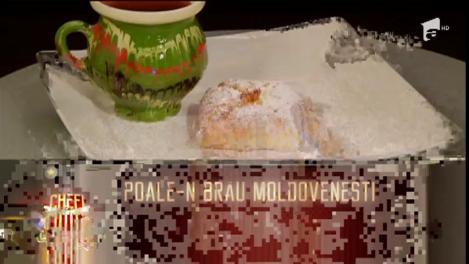 Mirela Boureanu Vaida va găti ca-n Moldova