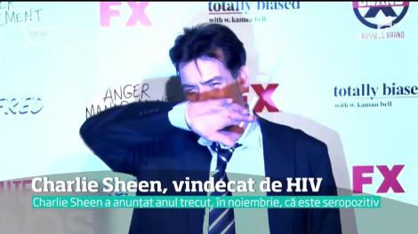 Actorul american Charlie Sheen s-a vindecat de HIV