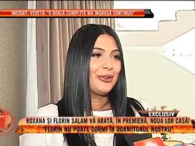 Roxana și Florin Salam își arată, în premieră, noua lor casă!