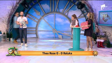 "Provocarea ""5 secunde"": Theo Rose vs. Raluka"