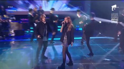 DOC & Motzu & Smiley - Pierdut Buletin. Vezi cum au cântat Oscar şi Miruna (Apollo), la prima Gală X Factor!