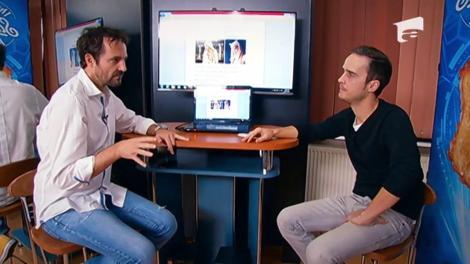 Culise: Șerban Copoț se pregăteşte să devină Anda Adam