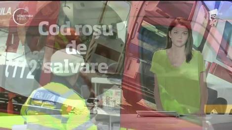 Un bărbat de 59 de ani, din Piatra Neamț, a făcut infarct la volan și a provocat un accident