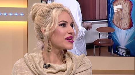 Culise: Amna se pregăteşte să devină Mirela Petrean