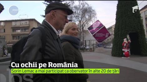 Un român plecat în Canada a avut ieri o sarcină specială! Să monitorizeze alegerile parlamentare din Deva