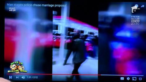 Smiley News: Cerere în căsătorie de infarct, în SUA