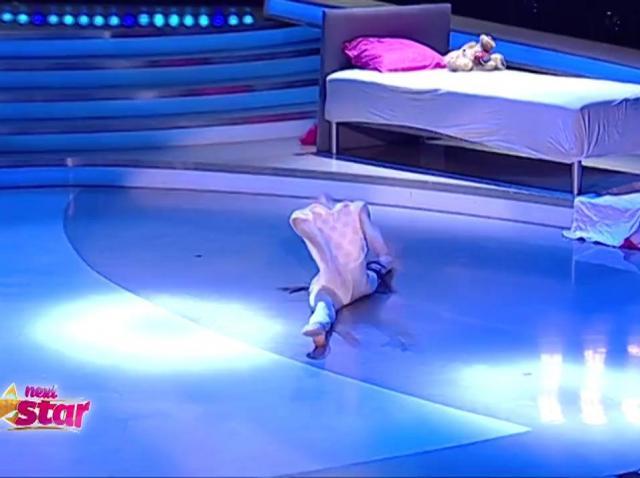"""PREMIERĂ NEXT STAR! Vă amintiți de numărul extraordinar al Yasminei Butilă, fetița-fenomen care a câștigat Trofeul """"Next Star"""" în sezonul al șaptelea?"""