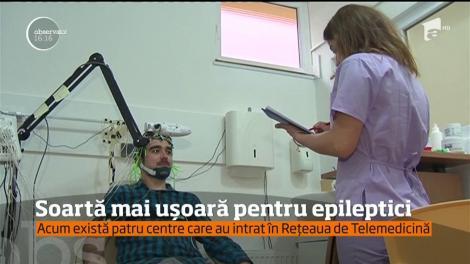 Soartă mai uşoară pentru bolnavii de epilepsie